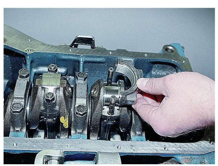 пошаговая сборка двигателя змз-405